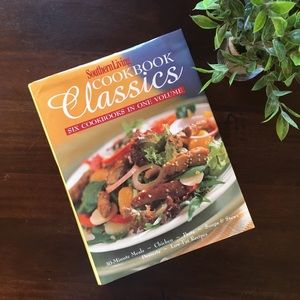 SOUTHERN LIVING Cookbook Classics 6-in-1
